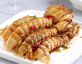 椒盐皮皮虾[图]
