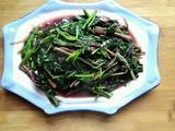家菜*清炒苋菜的做法[图]