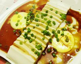 鸡蛋蒸豆腐[图]