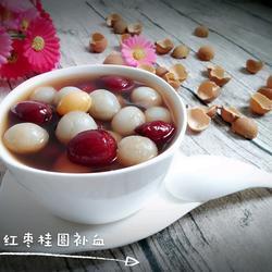 红枣桂圆补血汤