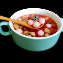 水果小汤圆的做法[图]