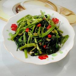 素炒空心菜的做法[图]
