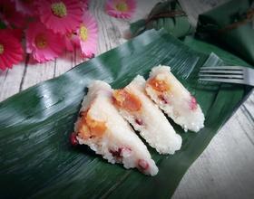 红豆蜜枣粽子[图]