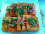 茄汁豆腐干的做法[图]