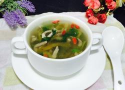 榨菜肉丝汤