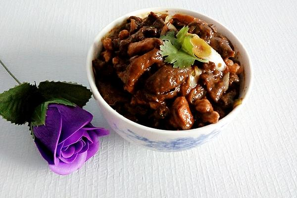 东北蘑菇酱
