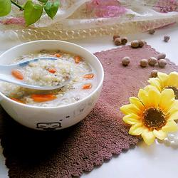 小米燕麦粥