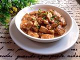 大虾红烧豆腐的做法[图]