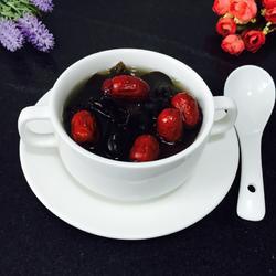 黑木耳红枣汤的做法[图]