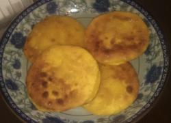 香脆南瓜饼