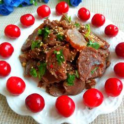 凉拌五香牛肉的做法[图]