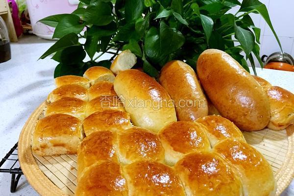 乡村全麦面包