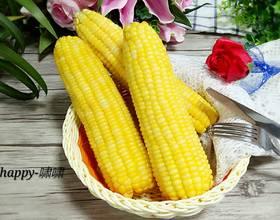 微波炉煮玉米[图]