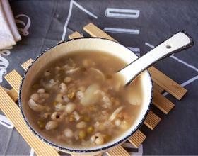 薏米百合绿豆粥[图]