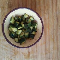 麻辣腌黃瓜的做法[圖]