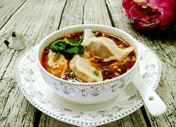 煮速冻饺子
