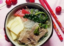 原味清炖牛肉汤