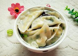 素三鲜饺子