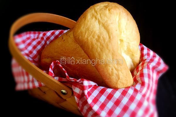 面包机面包