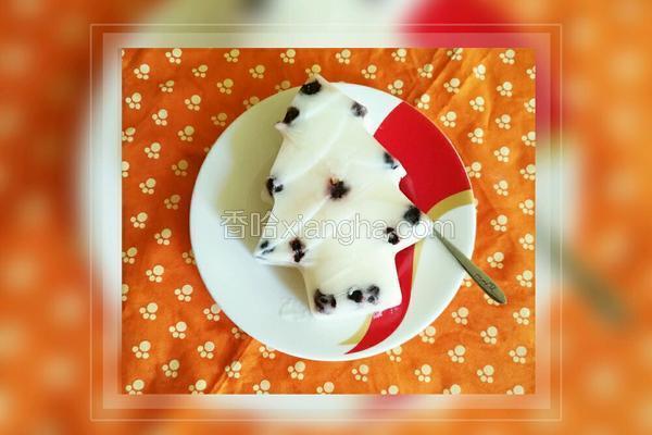 蓝莓酸奶冰淇淋