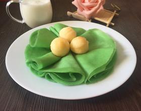 翡翠春饼[图]