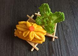 中式莲花卷
