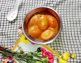 红烧鸡蛋[图]