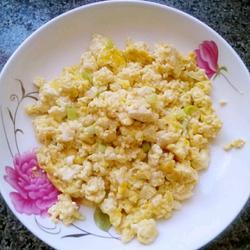 雞刨豆腐的做法[圖]