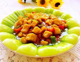 油菜豆腐[图]