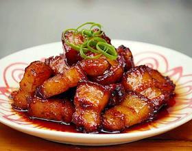 蒜香红烧肉[图]