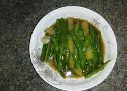 东北炖菜芸豆炖土豆