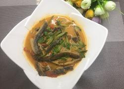 番茄黄瓜泥鳅汤