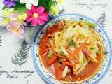 炝拌水煮白菜的做法[图]