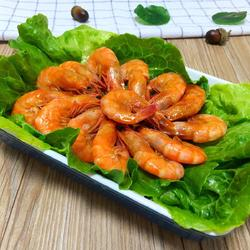 微波番茄虾的做法[图]