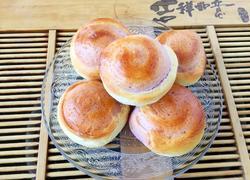 双色黄油面包