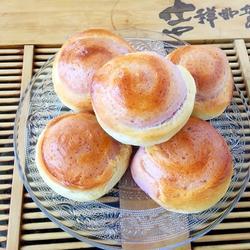 雙色黃油面包的做法[圖]