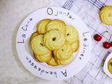 原味黄油曲奇的做法[图]