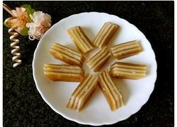 椰汁千层马蹄糕