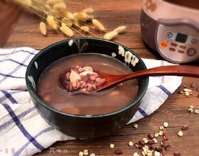 红豆薏米百合汤[图]