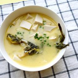 黄辣丁豆腐汤