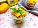 芒果木糠杯的做法[图]