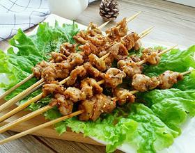 烤羊肉串儿[图]