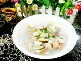 蛤蜊汤的做法[图]