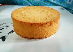 红糖枣泥戚风蛋糕