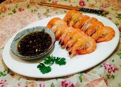 粤式白灼虾