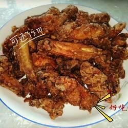 香酥炸鸡的做法[图]