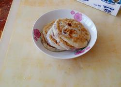 红糖芝麻糯米饼