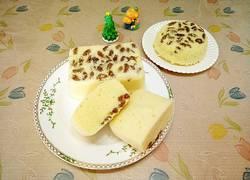 海绵蒸蛋糕(全蛋打发)