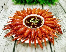 白灼小龙虾[图]