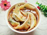 海米韭菜鸡蛋水饺的做法[图]
